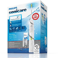 Print a coupon for $10 of Philips Sonicare HealthyWhite+, 2 Series or 3 Series rechargeable toothbrush or AirFloss