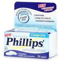 Save $1 on any Phillips' product