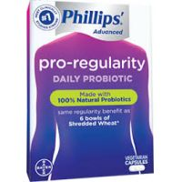 Print a coupon for $8 off one Phillips Pro Regularity Probiotic product