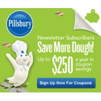 Get coupon savings up to $250 per year, exclusive club member offers, our best recipes from Pillsbury