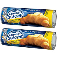 Print a coupon for $1 off two cans of Pillsbury Grands Crescent or Crescent Dinner Rolls