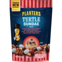 Print a coupon for $1 off a bag of Planters Dessert Mixes