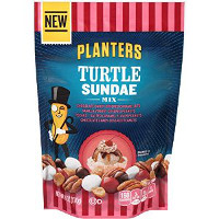 Save $0.75 on one bag of Planters Dessert Mix
