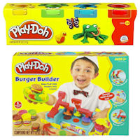 BOGO - Buy one Play-Doh Playset, get a free Play-Doh 4-pack