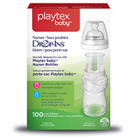 Print a coupon for $2 off Playtex Nurser Drop Ins Liners, 4oz. or 8oz., 50 or 100 count