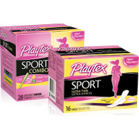 BOGO - Buy One Playtex Sport Pads, Liners or Combo Pack, Get One Free