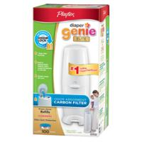 Save $5 on any Playtex Diaper Genie Elite Pail and over $10 on other Playtex products