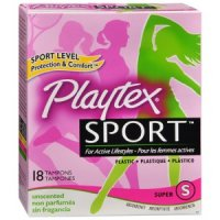 Save $3 on Playtex Gentle Glide or Sport Tampon