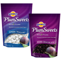Save $1 on a bag of Sunsweet PlumSweets or Greek PlumSweets