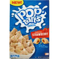 Print a coupon for $0.50 off one box of Pop-Tarts Cereal
