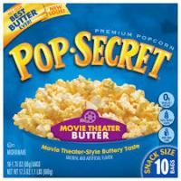 Save $1 on Two Pop Secret Popcorns