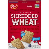 Shredded Wheat Cereal coupon - Click here to redeem