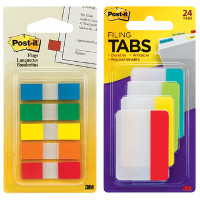 Print a coupon for $0.50 off Post-it Flags or Tabs