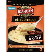 Print a coupon for $1 off one box of Idahoan Signature Russets Mashed Potatoes