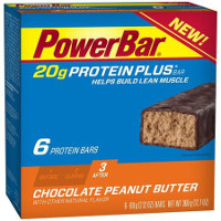Save $2 on one 6-pack of PowerBar Protein Plus Bars
