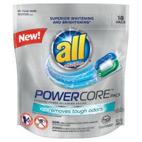Print a coupon for $1.50 off one 18ct pack of All PowerCore Pacs