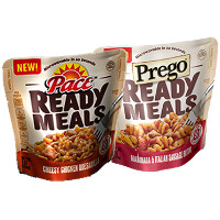 Print a coupon for $0.50 off any Prego or Pace Ready Meals