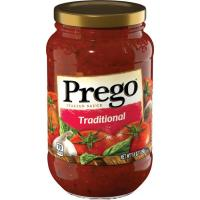 Print a coupon for $1 off any two jars of Prego Italian Sauce