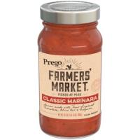 Print a coupon for $1 off one jar of Prego Farmers Market Sauce