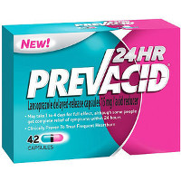 Save $4 on one 42-count box of Prevacid 24HR