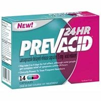 Save $2 on one 14-count box of Prevacid 24HR