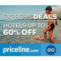 Name Your Own Price and Save up to 60% Off Hotels at Priceline.com