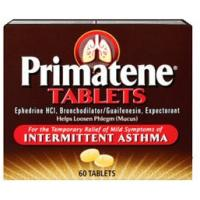 Print a coupon for $1.50 off one box of Primatene Tablets
