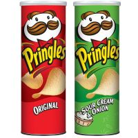 Print a coupon for $1 off Four Pringles Full Size Cans