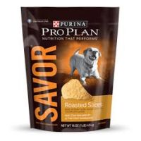 Save $3 on two packages of Purina Pro Plan Dog Treats