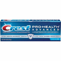Save $1 on one Crest Pro-Health Advanced Toothpaste