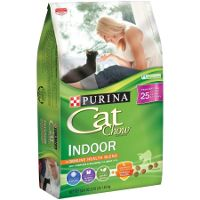Print a coupon for $1.05 off a 3.15 lb. bag of Purina Cat Chow Dry Cat Food