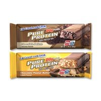 Print a coupon for $1 off two Pure Protein bars