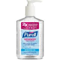 Print a coupon for $1.50 off two bottles of Purell Advanced Hand Sanitizer