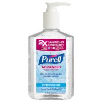 Print a coupon for $0.75 off any Purell Hand Sanitizer, 8oz or larger