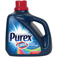 Save $1 on a bottle of Purex Plus Clorox 2 Detergent, 43.5oz or larger