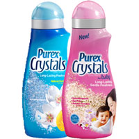 Save $3 on any 2 Purex Crystals Fragrance Boosters
