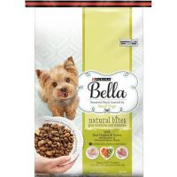 Print a coupon for $3 off one bag of Purina Bella Dry Dog Food