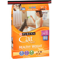 Print a coupon for $2.05 off a bag of Purina Cat Chow Dry Cat Food, 13lb. or larger