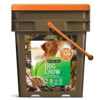 Save $1 on one Resealable pail of Purina Dog Chow Complete