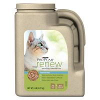 Save $10 on two packages of Purina Pro Plan Renew Cat Litter