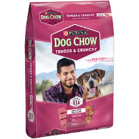 Print a coupon for $1 off a bag of Purina Dog Chow