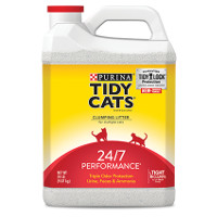 Print a coupon for $1.05 off Purina Tidy Cats Cat Litter
