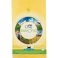 Save $1 on 4 cans of Purina ONE beyond Wet Cat Food