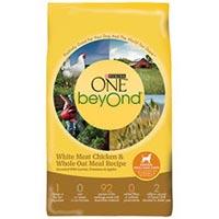 Save $2 on one bag of Purina ONE beyond Dry Dog Food