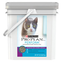 Save $10 on any package of Purina Pro Plan Perform Cat Litter or any bag of Pro Plan Pet Food