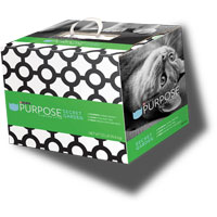 Save $2 on one box of New! Purina Purpose cat litter