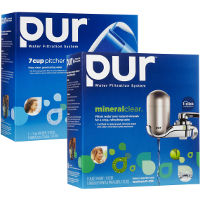 Save $5 on any PUR Faucet Mount or Pitcher System