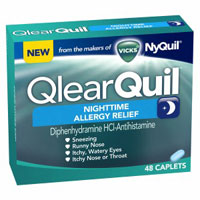 Save $1 on a Vicks QlearQuil Product