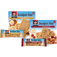 Print a coupon for $1 off two boxes of Quaker Breakfast Flats