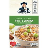 Print a coupon for $1 off two boxes of Quaker Instant Oatmeal Hot Cereal